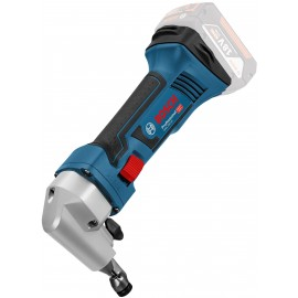 BOSCH GNA 18 V-16 BODY 18vNibbler Bosch End User Promo - Eligibility Criteria Here Body only - No battery, charger or case Single speed Max cut - mild steel: 1.6mm