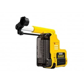DEWALT D25303DH 18vDust extractor Body only - No battery, charger or case Fits DCH273/274 Max drill bit diameter: 16mm Max drill length: 160mm