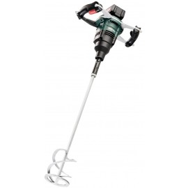 METABO RW18LTX 120 18vPaddle mixer 2 x 5.2Ah Li-ion batteries and charger No load speed: 0 - 750rpm Paddle included
