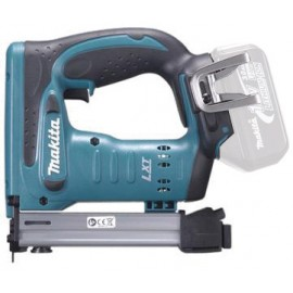 MAKITA DST221Z 18vStapler Body only - No battery, charger or case Single speed Staple width: 10mm Depth control