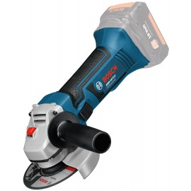 "BOSCH GWS 18-125 V-LI N 18vAngle grinder - 5"" (125mm) Body only - No battery, charger or case Single speed Side handle"