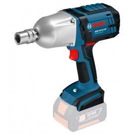 """BOSCH GDS 18 V-LI HT BODY 18vImpact wrench - 1/2"""" square drive Bosch End User Promo - Eligibility Criteria Here Body only - No battery, charger or case Variable / reversing Max torque: 650Nm"""
