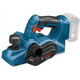 BOSCH GHO 18 V-LI BODY 18vPlaner - 82mm blade width Body only - No battery or charger Single speed L-BOXX