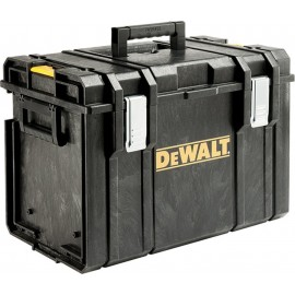 DEWALT 1-70-323 Stacking case 550x336x408mm Removable tote tray Part of the TOUGHSYSTEM range