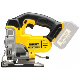 DEWALT DCS331N 18vJigsaw - top handle Body only - No battery, charger or case Variable speed Depth of cut: 135mm
