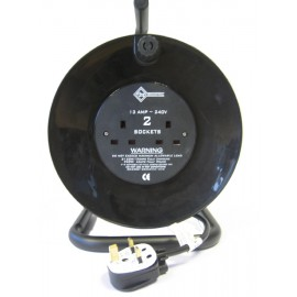 CONNEXIONS 8015 240v13amp Cable reel - 50m