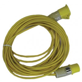 CONNEXIONS 10802 110v2.5mm Extension lead - 14m 16amp