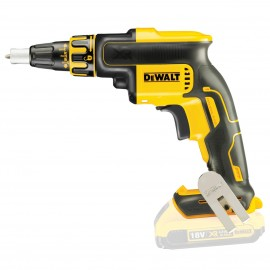 """DEWALT DCF620N 18vDry wall screwdriver - 1/4"""" hex drive Body only - No battery, charger or case Max screw length: 55mm Brushless motor"""