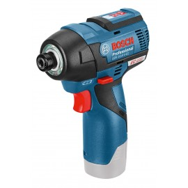 """BOSCH GDR 12V-110 BODY 12vImpact driver - 1/4"""" hex drive Body only - No battery, charger or case Variable speed Max torque: 105Nm Brushless motor"""