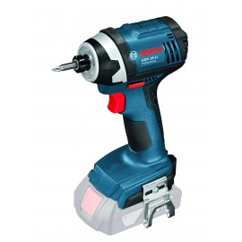 """BOSCH GDR 18-LI BODY 18vImpact driver - 1/4"""" hex drive Body only - No battery, charger or case Variable / reversing Max torque: 160Nm"""