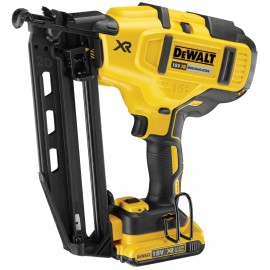 DEWALT DCN660D2 18vSecond fix nailer 2 x 2.0Ah Li-ion batteries and charger Nail size: 32 - 63mm Brushless motor Carry case