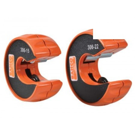 Bahco 306PACK 306 Pipe Slice Twin Pack 15mm & 22mm