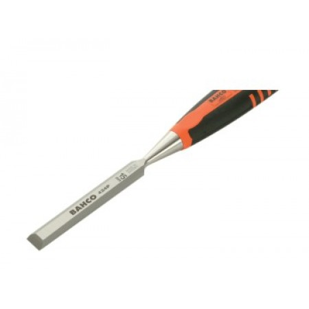 Bahco 424P15 424-P Bevel Edge Chisel 15mm (19/32in)