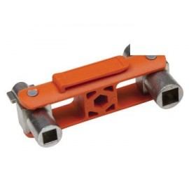 Bahco MK5 5-in-1 Switch Cabinet Master Key