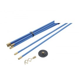 Bailey Products 1470 1470 Universal 3/4in Drain Rod Set 2 Tools