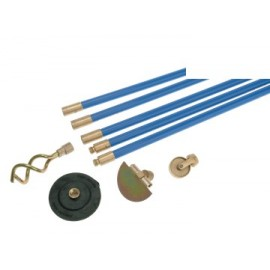 Bailey Products 1471 1471 Universal 3/4in Drain Cleaning Set 4 Tools