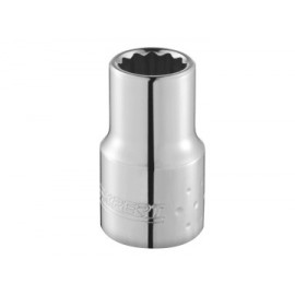 Britool E030933B Bi-Hexagon Socket 12 Point 3/8in Drive 6mm