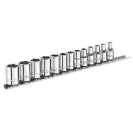 Britool E194675B Socket Set of 13 Metric 1/4in Drive