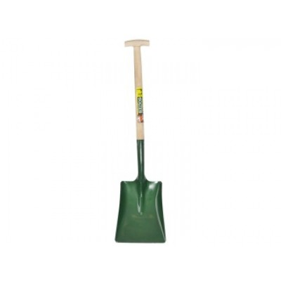 Bulldog 2SM2T 2SM2T Open Socket Square Shovel No.2 T-Handle