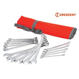Crescent CCWS5 CCWS5 Combination Wrench Set, 15 Piece