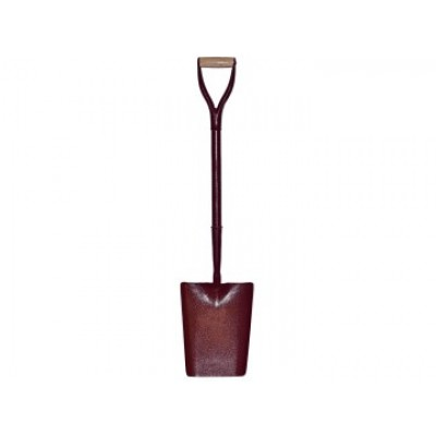Faithfull AST2MYD All-Steel Taper Shovel No.2 MYD