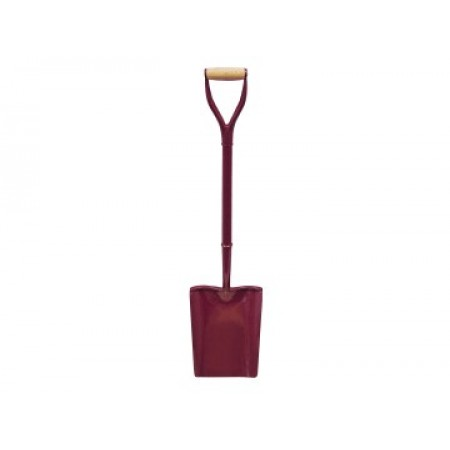 Faithfull AST2MYDT All-Steel Taper Shovel No.2 MYD Treaded