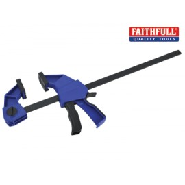 Faithfull BCS12200 Bar Clamp & Spreader 300mm (12in) 230kg