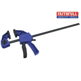 Faithfull BCS1270 Bar Clamp & Spreader 300mm (12in) 70kg