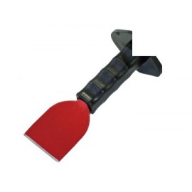 Faithfull EC214PG Flooring Chisel With Safety Grip 57mm (2.1/4in)