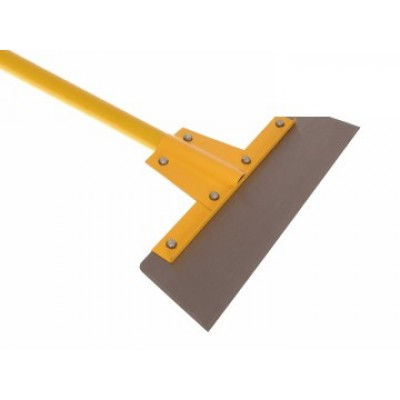 Faithfull FSHD16 Heavy-Duty Fibreglass Handle Floor Scraper 400mm (16in)