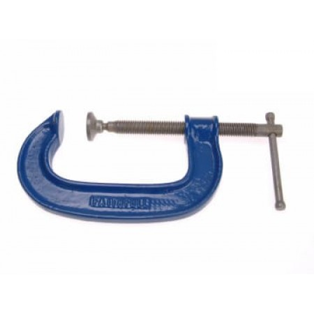 Faithfull G12 Heavy-Duty G-Clamp 300mm (12in)