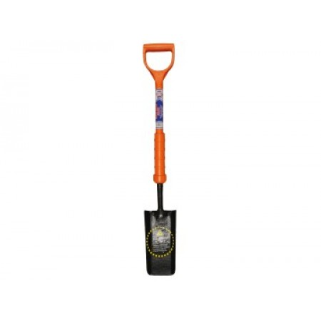 Faithfull INSCABLE Cable Laying Shovel Fibreglass Insulated Shaft YD