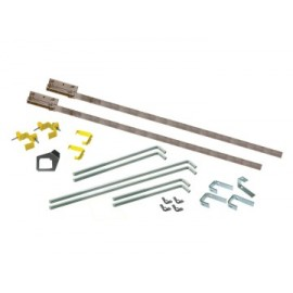 Faithfull PROEXT External Building Profiles 2m (78in) and Fittings