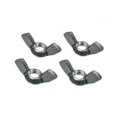 Faithfull PROEXTWN External Building Profile Wing Nuts (Pack 4)