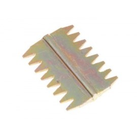 Faithfull SC112N Scutch Combs 38mm (1.1/2in) Pack of 5