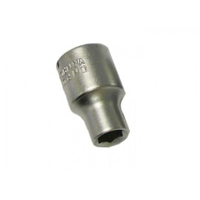 Faithfull SOC129 Hexagon Socket 1/2in Drive 9mm