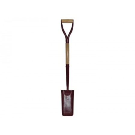 Faithfull SSCLMYD Solid Socket Cable Lying Shovel