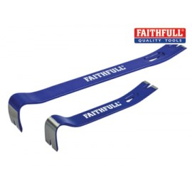 Faithfull UBARS Utility Bars Twin Pack 175mm (7in) & 375mm (15in)