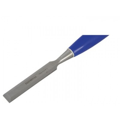 Faithfull WCB34 Bevel Edge Chisel Blue Grip 19mm (3/4in)