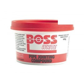 Miscellaneous BW Boss White Tub 400g