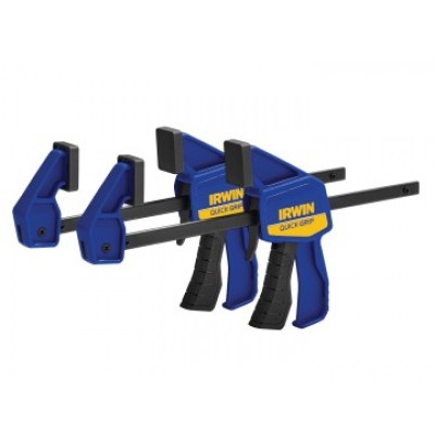 Irwin 5462QCN Mini Bar Clamp Twin Pack 150mm (6in)