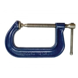 Irwin 1214 121 Extra Heavy-Duty Forged G-Clamp 100mm (4in)