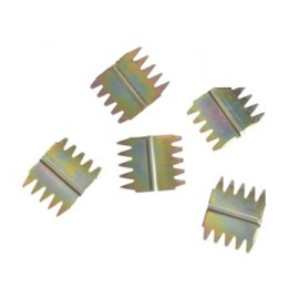 Roughneck 31996 Scutch Combs 25mm (1in) Pack of 5