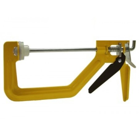 Roughneck 38010 TurboClamp™ One-Handed Speed Clamp 150mm (6in)