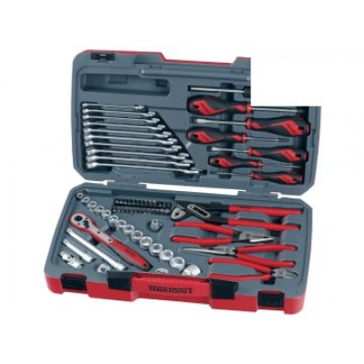 Teng T3867 T3867 Tool Set of 67 3/8in Drive
